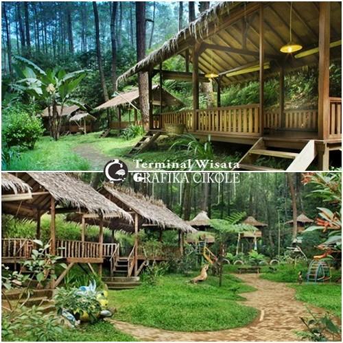Saung Lesehan – Hotel, Restaurant, Outbound & Tempat Wisata di Lembang